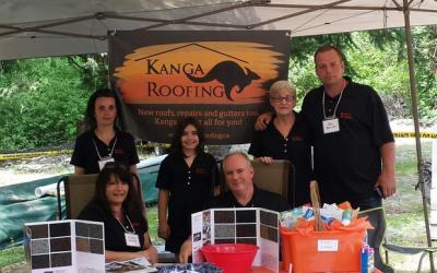Kanga Roofing Tynehead Hatchery Sponsors